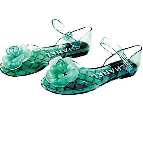 chanel山茶花鞋子
