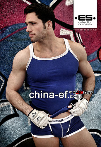 2009年ES男士内衣泳裤欣赏