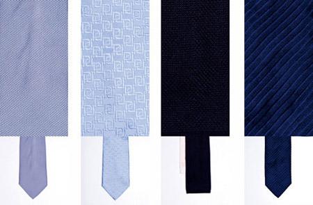 领带与西装衬衫的搭配守则