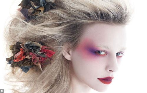 唯美艺术:如画般的夏季妆容