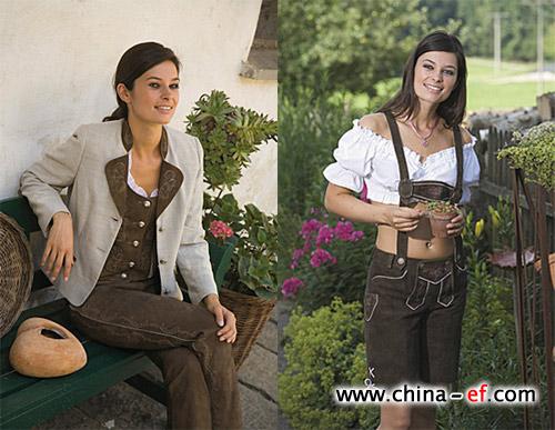 08欧美品牌服饰 刮来清新自然风