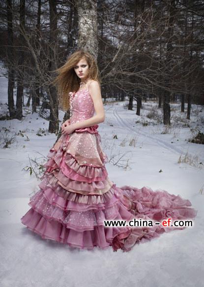 古风尚引爆的时尚礼服新潮流