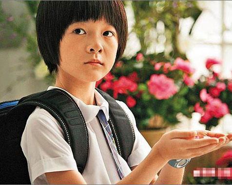 童星徐嬌:最小星女郎圖片